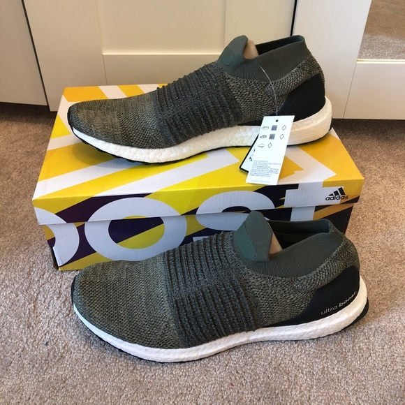 d3689808b1566 Adidas UltraBOOST laceless men s shoes